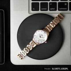 Đồng hồ nữ SRWATCH SL10071.1302PL trắng-1