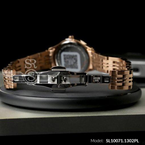 Đồng hồ nữ SRWATCH SL10071.1302PL trắng-3