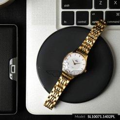 Đồng hồ nữ SRWATCH SL10071.1402PL trắng-1