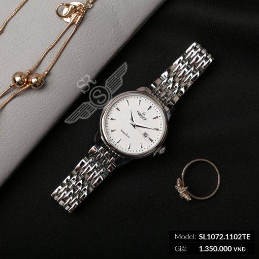 Đồng hồ nữ SRWATCH SL1072.1102TE TIMEPIECE giá tốt