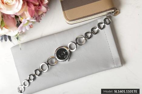 Đồng hồ nữ SRWATCH SL1601.1101TE TIMEPIECE đen-2