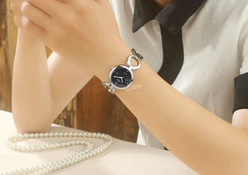 Đồng hồ nữ SRWATCH SL1601.1101TE TIMEPIECE đen-3