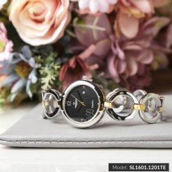 Đồng hồ nữ SRWATCH SL1601.1201TE TIMEPIECE đen-1