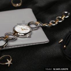 Đồng hồ nữ RWATCH SL1601.1202TE TIMEPIECE trắng-3