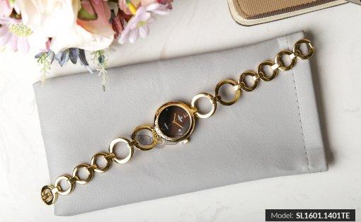Đồng hồ nữ SRWATCH SL1601.1401TE TIMEPIECE đen-1