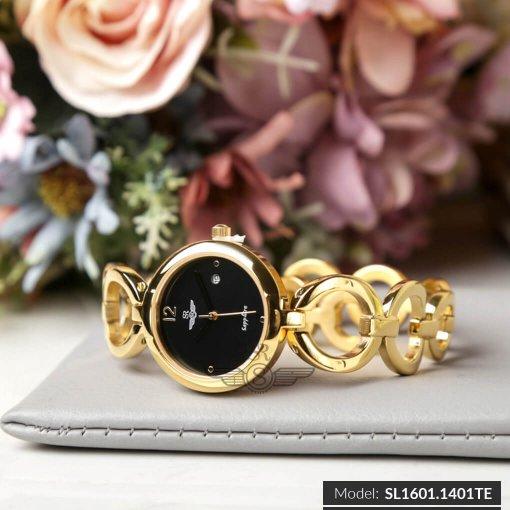 Đồng hồ nữ SRWATCH SL1601.1401TE TIMEPIECE đen-2