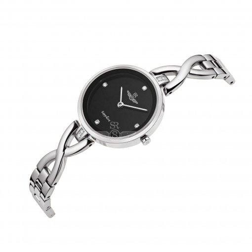 Đồng hồ nữ SRWATCH SL1602.1101TE TIMEPIECE đen-1