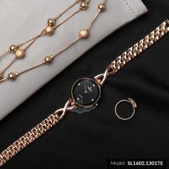 Đồng hồ nữ SRWATCH SL1602.1301TE TIMEPIECE đen-2