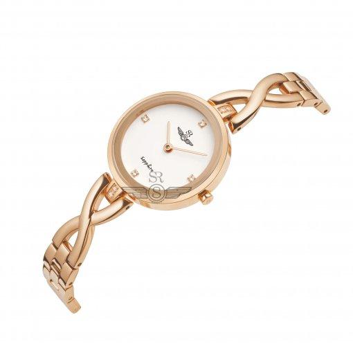 Đồng hồ nữ SRWATCH SL1602.1302TE TIMEPIECE trắng-1