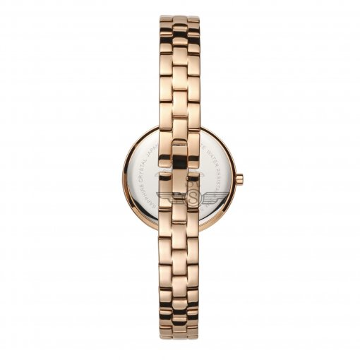 Đồng hồ nữ SRWATCH SL1602.1302TE TIMEPIECE trắng-2