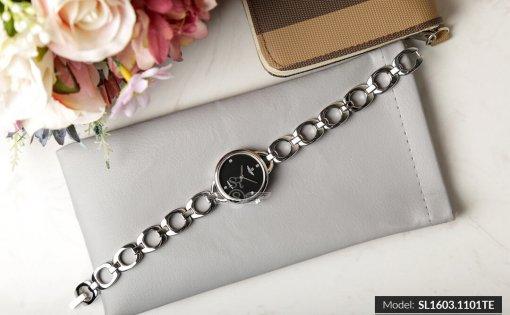 Đồng hồ nữ SRWATCH SL1603.1101TE TIMEPIECE đen-2