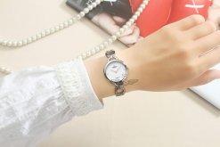 Đồng hồ nữ SRWATCH SL1603.1102TE TIMEPIECE trắng-3
