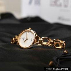 Đồng hồ nữ SRWATCH SL1603.1402TE TIMEPIECE trắng-1