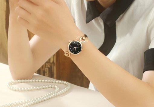 Đồng hồ nữ SRWATCH SL1604.1301TE TIMEPIECE đen-3