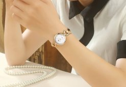 Đồng hồ nữ SRWATCH SL1604.1302TE TIMEPIECE trắng-3