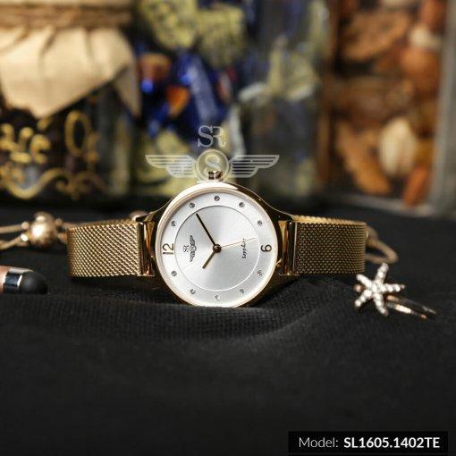Đồng hồ nữ SRWATCH SL1605.1402TE đẹp