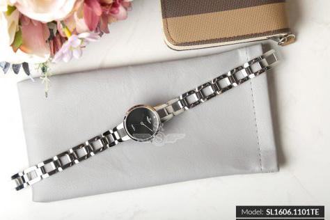 Đồng hồ nữ SRWATCH SL1606.1101TE TIMEPIECE đen-2