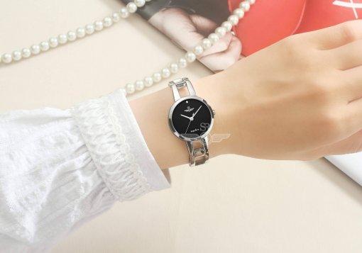 Đồng hồ nữ SRWATCH SL1606.1101TE TIMEPIECE đen-3