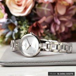 Đồng hồ nữ SRWATCH SL1606.1102TE TIMEPIECE silver-1
