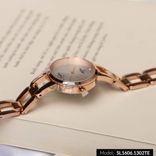 Đồng hồ nữ SRWATCH SL1606.1302TE TIMEPIECE silver-2