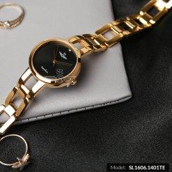 Đồng hồ nữ SRWATCH SL1606.1401TE TIMEPIECE đen-2