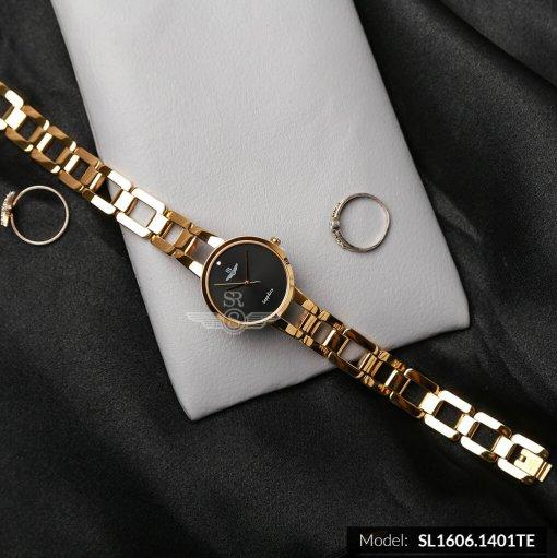 Đồng hồ nữ SRWATCH SL1606.1401TE TIMEPIECE đen-3
