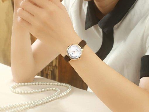Đồng hồ nữ SRWATCH SL1607.4902TE TIMEPIECE Silver-3