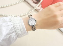 Đồng hồ nữ SRWATCH SL1608.1102TE TIMEPIECE trắng-3
