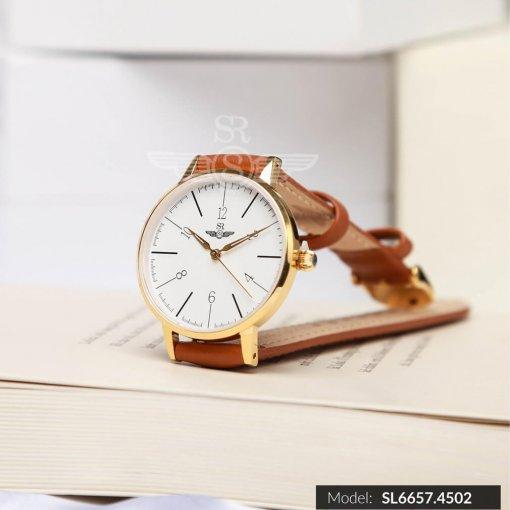 Mẫu đồng hồ nữ SRWATCH SL6657.4502