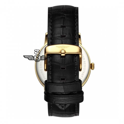 Quai đeo Đồng hồ nam SRWATCH SG5751.4601 đen