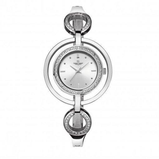 Đồng hồ nữ SRWATCH SL6654.1102 silver