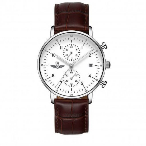Đồng hồ nam SRWATCH SG5741.1102 trắng
