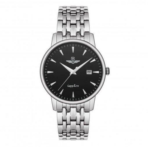 Đồng hồ nam SRWATCH SG1072.1101TE TIMEPIECE đen