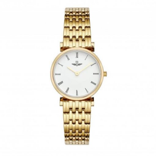 Đồng hồ nữ SRWATCH SL8702.1402 trắng
