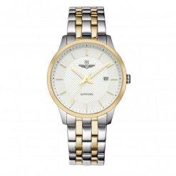 Đồng hồ nam SRWATCH SG7332.1202 trắng