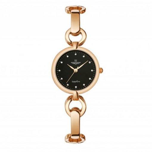 Đồng hồ nữ SRWATCH SL1604.1301TE TIMEPIECE đen