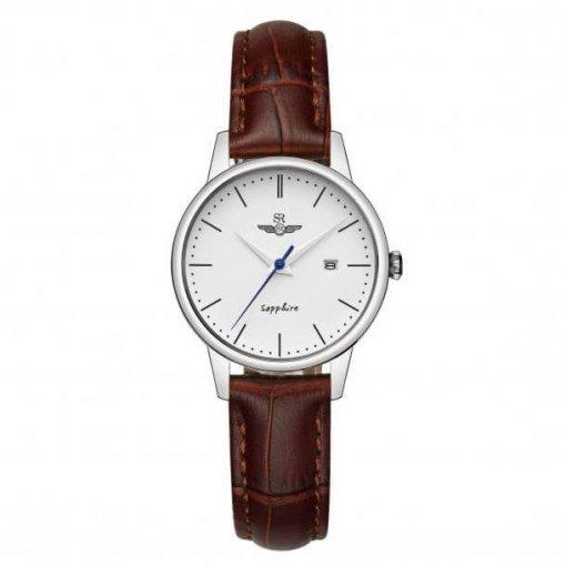 Đồng hồ nữ SRWATCH SL1055.4102TE TIMEPIECE trắng