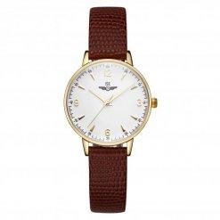 Đồng hồ nữ SRWATCH SL2086.4602RNT RENATA trắng