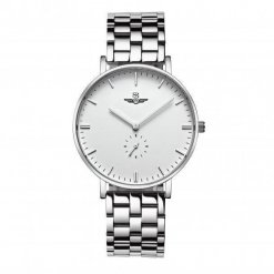 Đồng hồ nam SRWATCH SG5571.1102 trắng