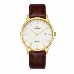 Đồng hồ nam SRWATCH SG1056.4602TE TIMEPIECE trắng