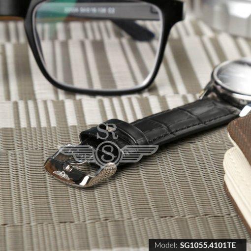 Đồng hồ nam Srwatch SG1055-4101TE Timepiece đen cao cấp