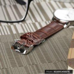 Đồng hồ nam Srwatch SG1055-4102TE trắng cao cấp
