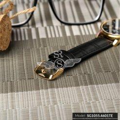 Đồng hồ nữ SRWATCH SL1055.4601TE TIMEPIECE đen cao cấp