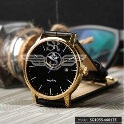 Đồng hồ nam SRWATCH SG1055.4601TE TIMEPIECE đen chính hãng