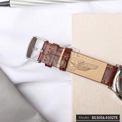 Đồng hồ nam SRWATCH SG1056.4102TE TIMEPIECE trắng cao cấp