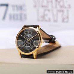 Đồng hồ nam SRWATCH SG1056.4601TE TIMEPIECE đen mạnh mẽ