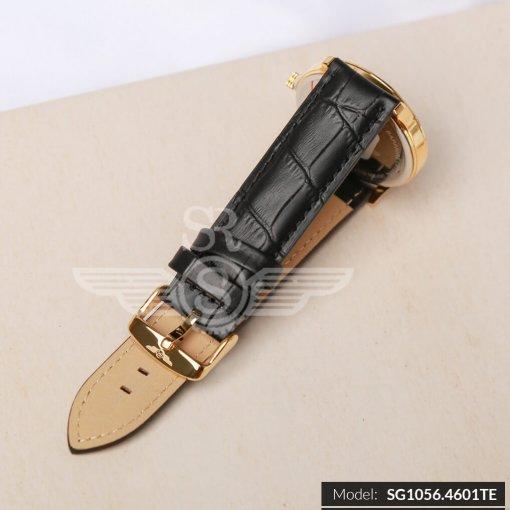 Đồng hồ nam SRWATCH SG1056.4601TE TIMEPIECE đen quyến rũ