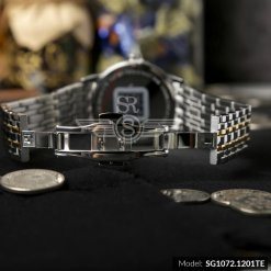 Đồng hồ nam SRWATCH SG1072.1201TE TIMEPIECE đen chính hãng