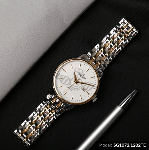 Đồng hồ nam SRWATCH SG1072.1202TE TIMEPIECE chính hãng