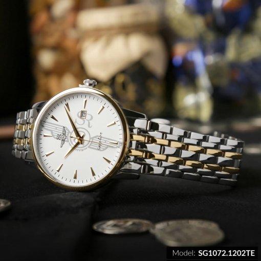 Đồng hồ nam SRWATCH SG1072.1202TE TIMEPIECE giá tốt
